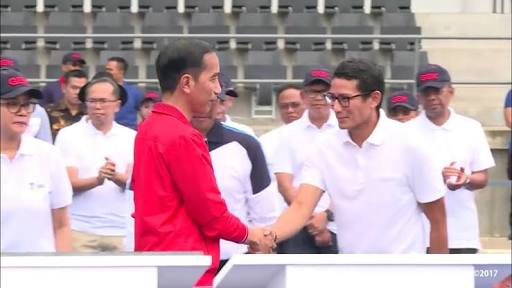 Jokowi Mau Pindahkan Ibukota, Sandiaga: Tanya Dulu Rakyat!