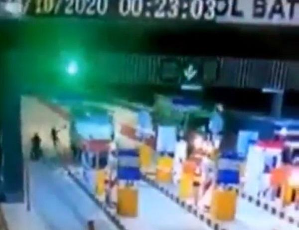 Viral Cerita  Begal di Pintu Tol Pekanbaru-Dumai Batin Solapan, Ini Penjelasan Kepolisian dan Pengelola...