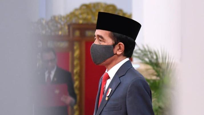 Akui Angka Kematian Covid-19 di Indonesia Lebih Tinggi 0,8 Persen dari Global, Jokowi: Ini Jadi PR Kita