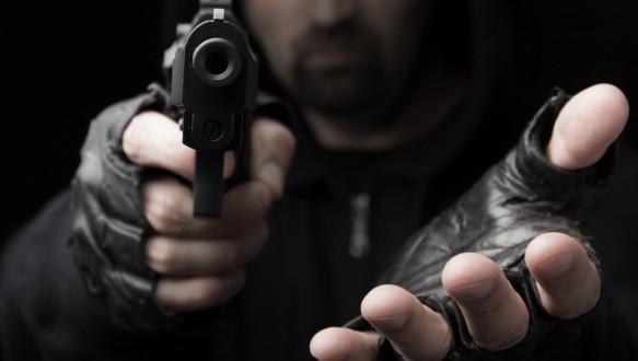 DOR..DOR...DOR...Lima Perampok BMT dan Grapari Telkomsel di Kuningan Ambruk Ditembak Polisi