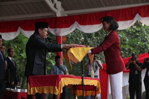 HUT RI di Riau Komplek RAPP, Wabup Zardewan Jadi Irup
