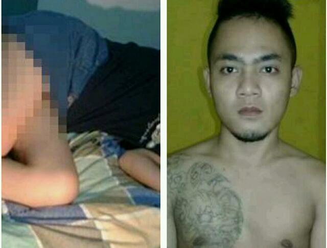 BIADAB...Janda Muda Cantik Diperkosa Tiga Pemuda Berandalan Hingga Pingsan, Ini Salah Satu Pelakunya