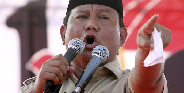 Prabowo: Jenderal-Jenderal Itu Tidak Makar, Jangan Takuti dengan Senjata yang Dibelikan Rakyat