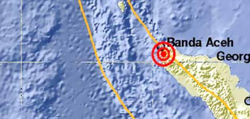 Gempa 5,1 Guncang Banda Aceh Menjelang Subuh Tadi
