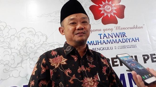 MAAF...Muhammadiyah Tak akan Berikan Rekomendasi Dukungan ke Jokowi atau Prabowo