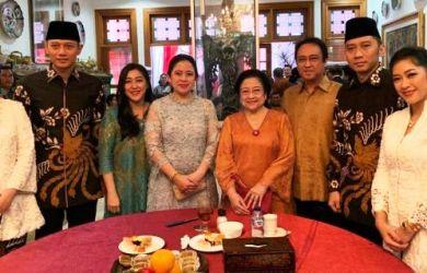 Soal Keluarga SBY yang Tidak Bersilaturahmi ke Prabowo, Ferdinand: Dirasa Tidak Perlu ke Sana...