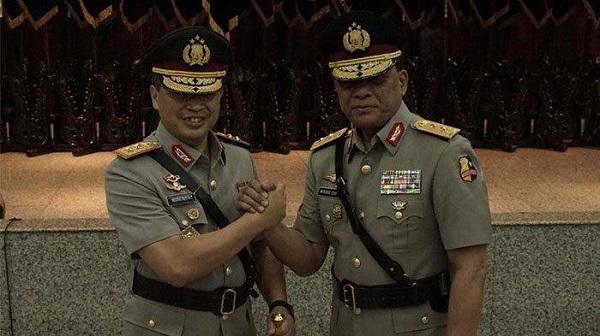 Dilantik Kapolri, Irjen Pol Agung Setya Imam Effendi Resmi Menjabat Kapolda Riau