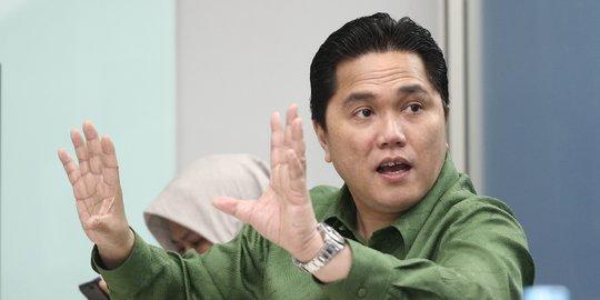 Rapat di DPR, Erick Thohir Sebuat Ada 4 BUMN yang Dapat Cash Keras Triliunan Rupiah