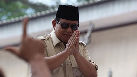 Terus Dipermasalahkan Kubu Jokowi, Prabowo Janji Kembalikan Lahan HGU ke Negara 10 Hari Setelah Dilantik