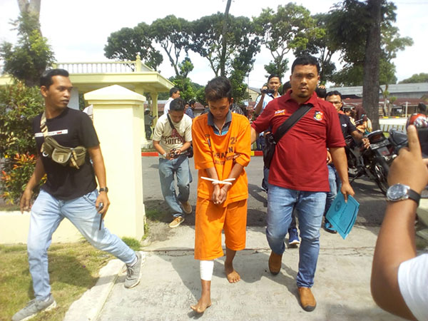 Berawal dari Facebook, Karyawati RM Burung Goreng Beringin Tewas Dibunuh Lalu Disetubuhi