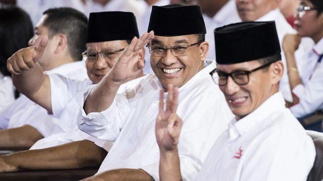 Sandiaga Uno Curhat Habis Uang Rp1 Triliun saat Dampingi Anies dan Prabowo di Pilkada dan Pilpres, Menyesal Bang?