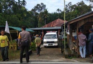 Syukurlah, 4 Jenazah Pelaku Teror Polda Riau Akhirnya Dijemput Keluarga