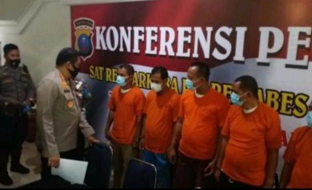 Wah Parah! Baru Juga Sembuh dari Covid-19, Kepala Dinas di Aceh Pesta Narkoba di Medan