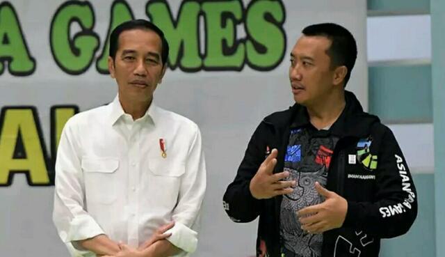 Setelah Imam Jadi Tersangka, KPK Ingatkan Jokowi Agar Pilih Menteri yang Berintegritas
