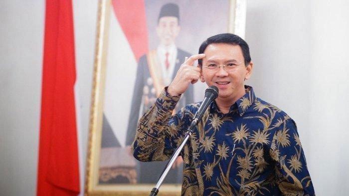 Jokowi Sebut Masih Digodok, Ahok: Hoax, Tapi Terima Kasih...