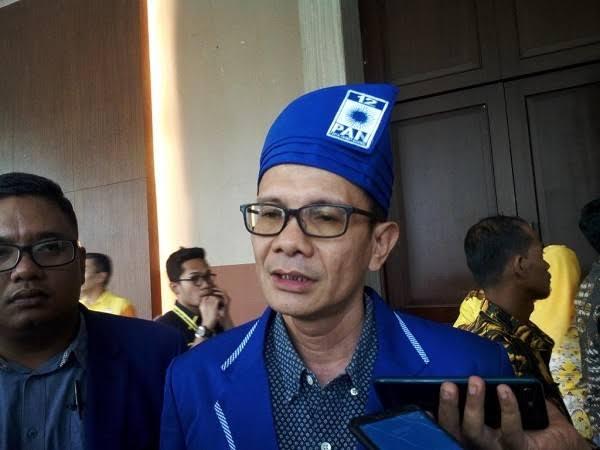 Ngaku Kecewa dengan Keputusan Said Hasyim, DPW PAN Riau: Sungguh Disayangkan, Tapi ya Sudahlah...