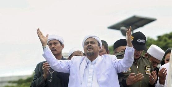 FPI: Habib Rizieq Shihab Mau Pulang ke Indonesia, Tapi Ada yang Mencegah di Indonesia