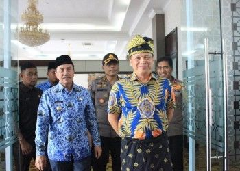 Tiba di Pekanbaru, Kapolda Riau Irjen Pol Agung: Ini Bumi yang Damai, Saya Datang untuk Membuatnya Jadi Lebih Damai
