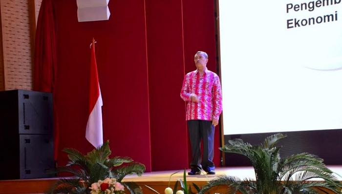Di Jakarta, Gubri Presentasikan Dukungan Pemda Terhadap Ekonomi  Kreatif