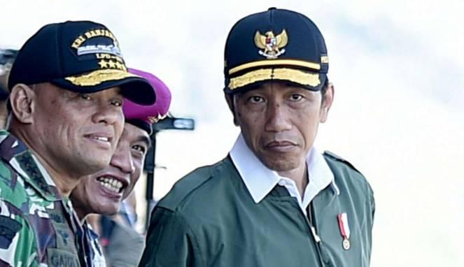 WADUH...Dicopot Lebih Cepat, Jenderal Gatot Jadi Korban Syahwat Politik Jokowi