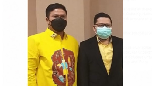 Bupati Kuansing Sampaikan Permasalahan Masyarakat dengan PT Duta Palma Nusantara pada Ketua Komisi II DPR RI