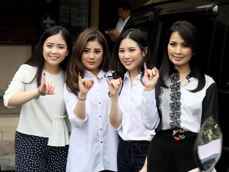 Wacana Menteri Jokowi dari Kaum Muda, Perindo Sodorkan Wanita Cantik Angela Herliani Tanoesoedibjo, Tahu Kan Siapa?