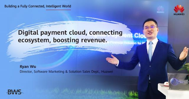 Huawei Luncurkan Solusi Cloud untuk Pembayaran Digital