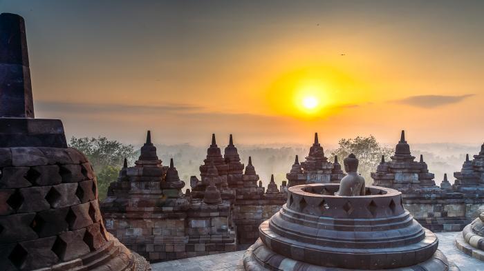 KEREN...Majalah Travel+Leisure Nobatkan Jawa, Bali dan Lombok Sebagai Pulau Terbaik di Dunia