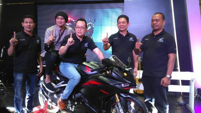 Ini Spesifikasi dan Harga All New Honda CBR 250 RR Total Control di Riau