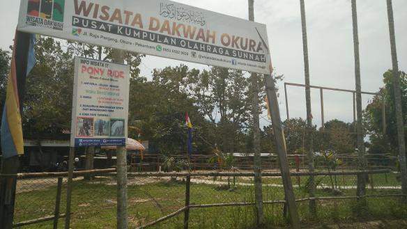 Awal 2018, Wisata Dakwah Okura Gelar Triathlon Sunnah