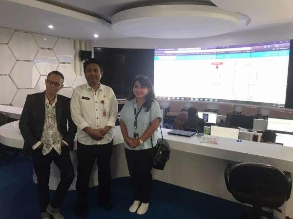Pemko Pekanbaru Ajak Gojek Kolaborasi Percepatan Smart City Madani