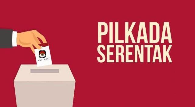 101 Daerah di Indonesia Ini Rencananya Bakal  Gelar Pilkada Tahun 2022, di Riau Ada Pekanbaru dan Kampar...