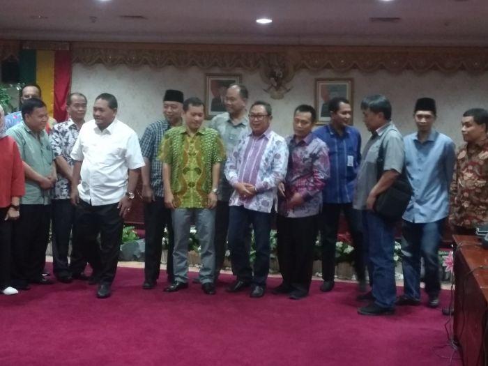 Pansus Pajak DKI Jakarta Studi Banding ke DPRD Riau