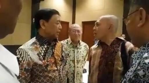 Bukan Karangan Pemerintah, Wiranto Berani Jamin Kivlan Zein Cs Mau Bunuh 5 Tokoh Nasional