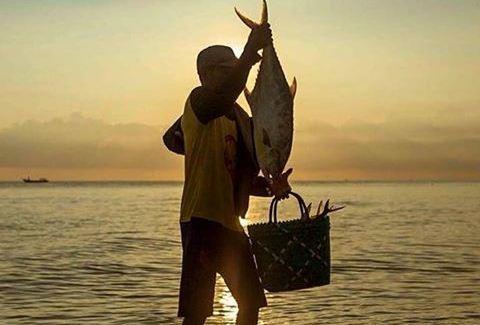 Menyusuri Pulau Payung, Destinasi Wisata di Perkampungan Nelayan di Teluk Rupat