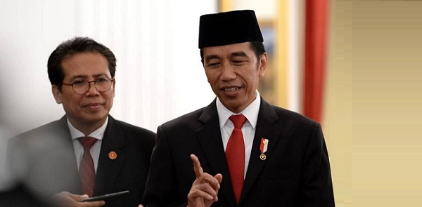 Fajroel Rachman: Tingkat Kepercayaan Publik  pada Jokowi-Ma'ruf  di Atas 80 Persen