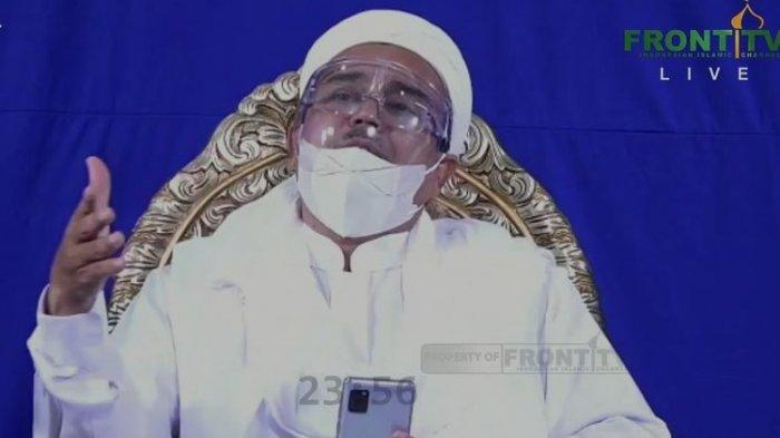 Tiga Acaranya Picu Kerumunan Massa, Habib Rizieq Shihab Minta Maaf Sampai Empat Kali, 'Semua Itu di Luar Kendali'