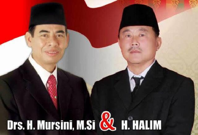 Permohonan IKO Ditolak, Mursini-Halim Menang di Pilkada Kuansing