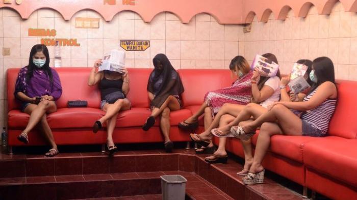 AMPUN...Dipaksa Layani Pria Hidung Belang 8 Orang Perhari, PSK Laporkan Germo ke Polisi
