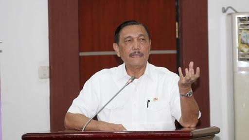 Indonesia di Jurang Resesi, Menko Luhut Pandjaitan: Sekarang Kita Kerja Keras Betul-betul, Kalau Bisa Nol...
