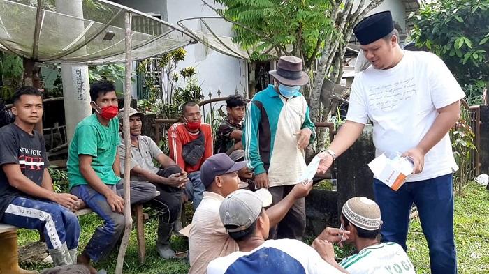 Bertemu Ketua DPRD Kuansing, Warga Guntor Usul Surau Dijadikan Rumah Tahfiz