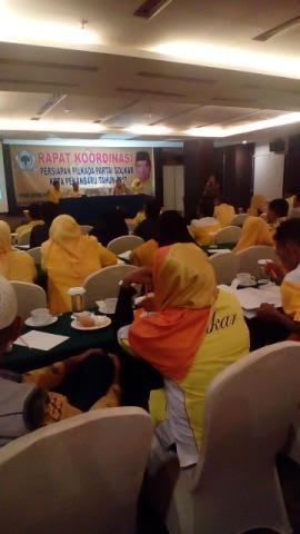 Tak Buka Penjaringan, Ini Cara Partai Golkar Jaring Balon Walikota Pekanbaru