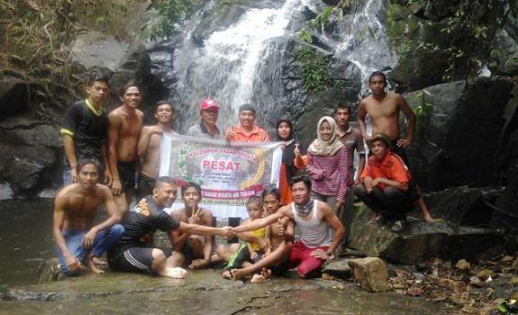 LUAR BIASA...Desa Pejangki di Inhu Ini Punya 5 Objek Wisata Air Terjun