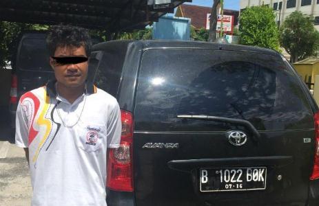 Tak Dilengkapi Surat, Empat Pria Ditangkap Saat Jual Mobil Diduga Hasil Curian