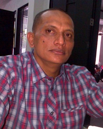 Meski Kalah di Pekanbaru, Said Usman Abdullah 'Pede' Maju di Pilgubri 2018