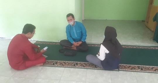 Rizka Safitri Wakili SMA 1 Teluk Kuantan Lomba Tahfidz Tingkat Provinsi di Pekanbaru