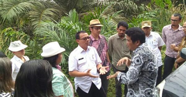 Dukung Pembangunan Berbasis Lingkungan Puluhan  Aktivis dan Pemerhati Lingkungan Datang ke Siak