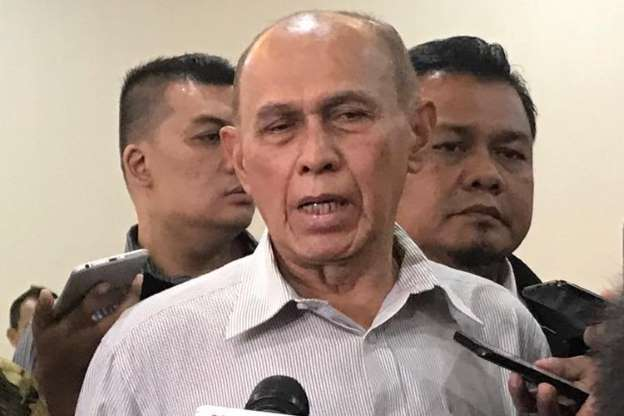 Gugat Wiranto, Kivlan Zen Cerita Kerusuhan 1998, 'Kasih Makan 3.000 Pasukan, Utang ke Warung Nasi Padang Jakarta'