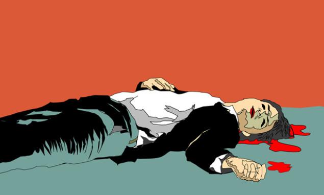 Pedagang Martabak Asal Siak Tewas Bersimbah Darah di Dumai