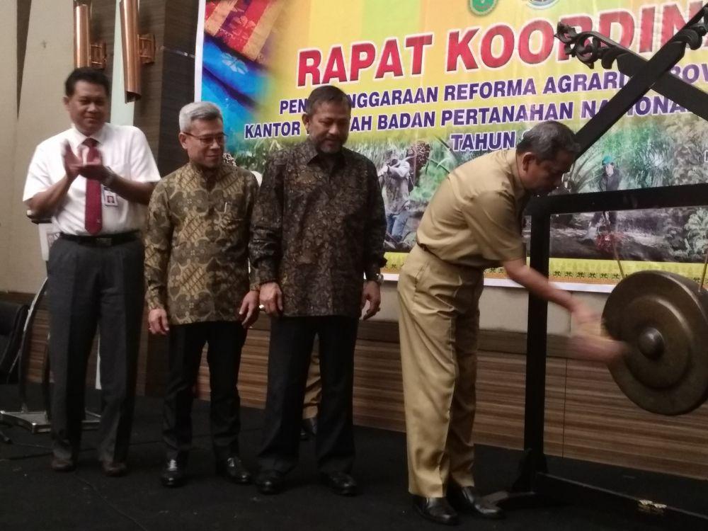 Tahun Ini Reforma Agraria Dilakukan di Lima Kabupaten di Riau